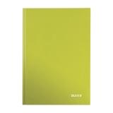 Notatbok Leitz Wow  A5 linjert grønn