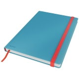 Leitz Cosy notesbog L kvadreret  Blå
