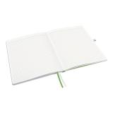Notatbok Leitz iPad-status, rutete, hvit