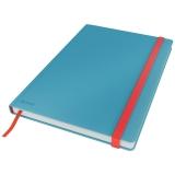 Leitz Cosy notesbog L linjeret  Blå