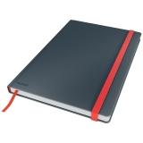Leitz Cosy notesbog L linjeret  Grå