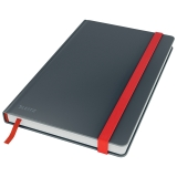 Leitz Cosy notesbog M linjeret  Grå