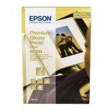 Fotopapir Premium Glossy 10x15 40ark  255g