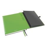 Notesbog Leitz iPad-size ternet sort