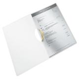 Universalmappe Leitz ColorClip WOW PP A4 Gul