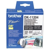 Etiket BROTHER universal 17x54mm (400)