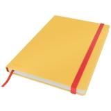 Leitz Cosy notesbog L kvadreret  Gul