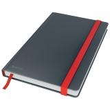 Leitz Cosy notesbog M kvadreret  Grå