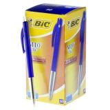 Kuulakärkikynä BIC Clic M10, sininen, 50 kpl